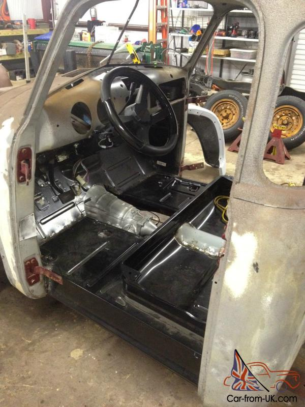 Chevy S10 Trophy Truck Body
