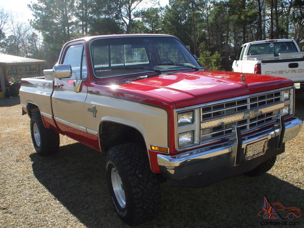 K10 Value 1979 Chevy