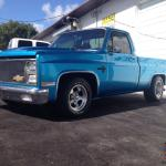 1983 Chevy C10 Custom Lowered For Sale