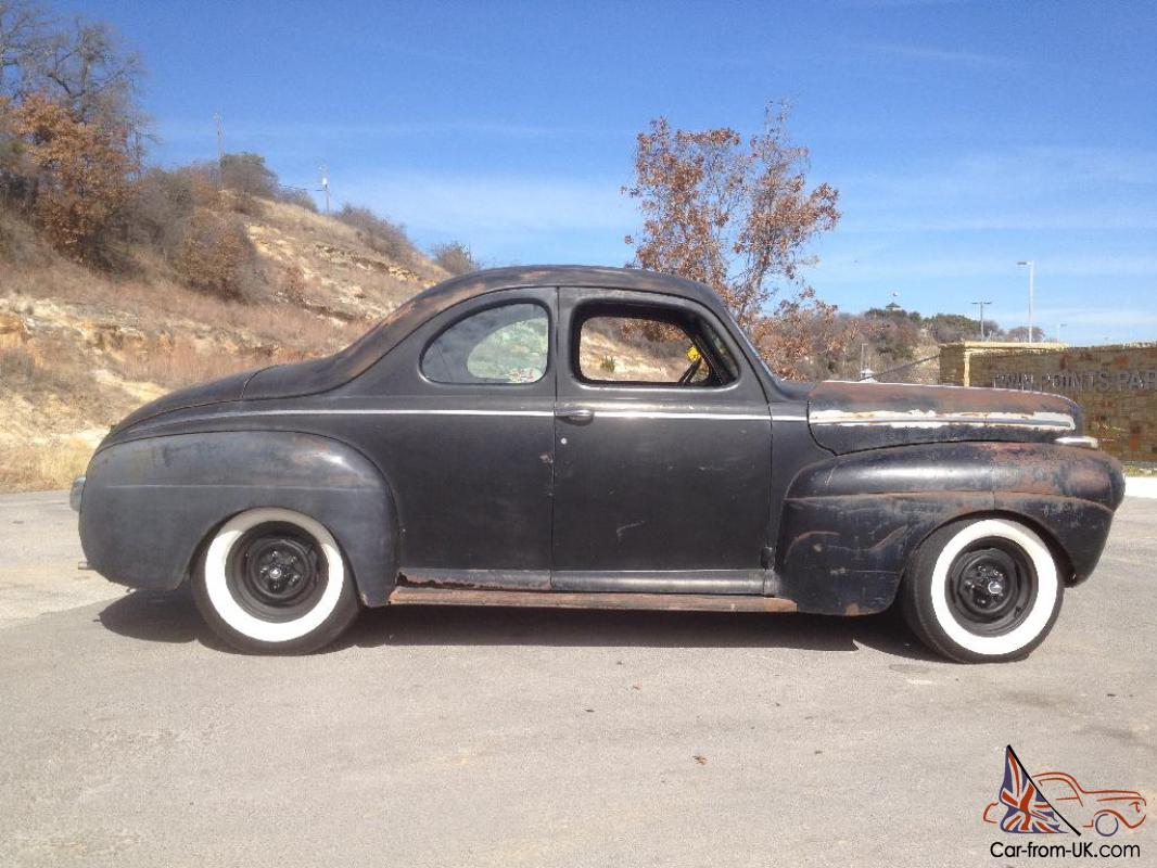 1941 Plymouth Business Coupe Deluxe
