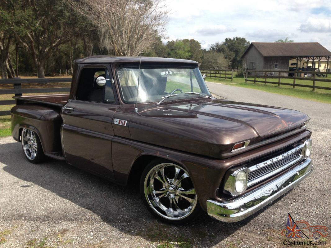 1962 Chevy Truck Stepside Long Bed 1961 Lifted