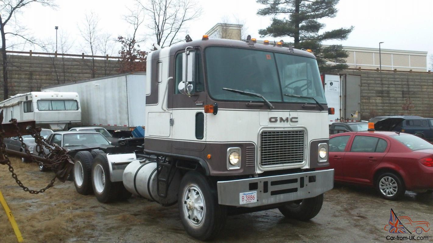 Western Star Cabover Trucks