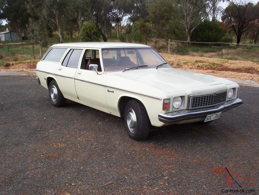 Image result for Holden Wagon hq