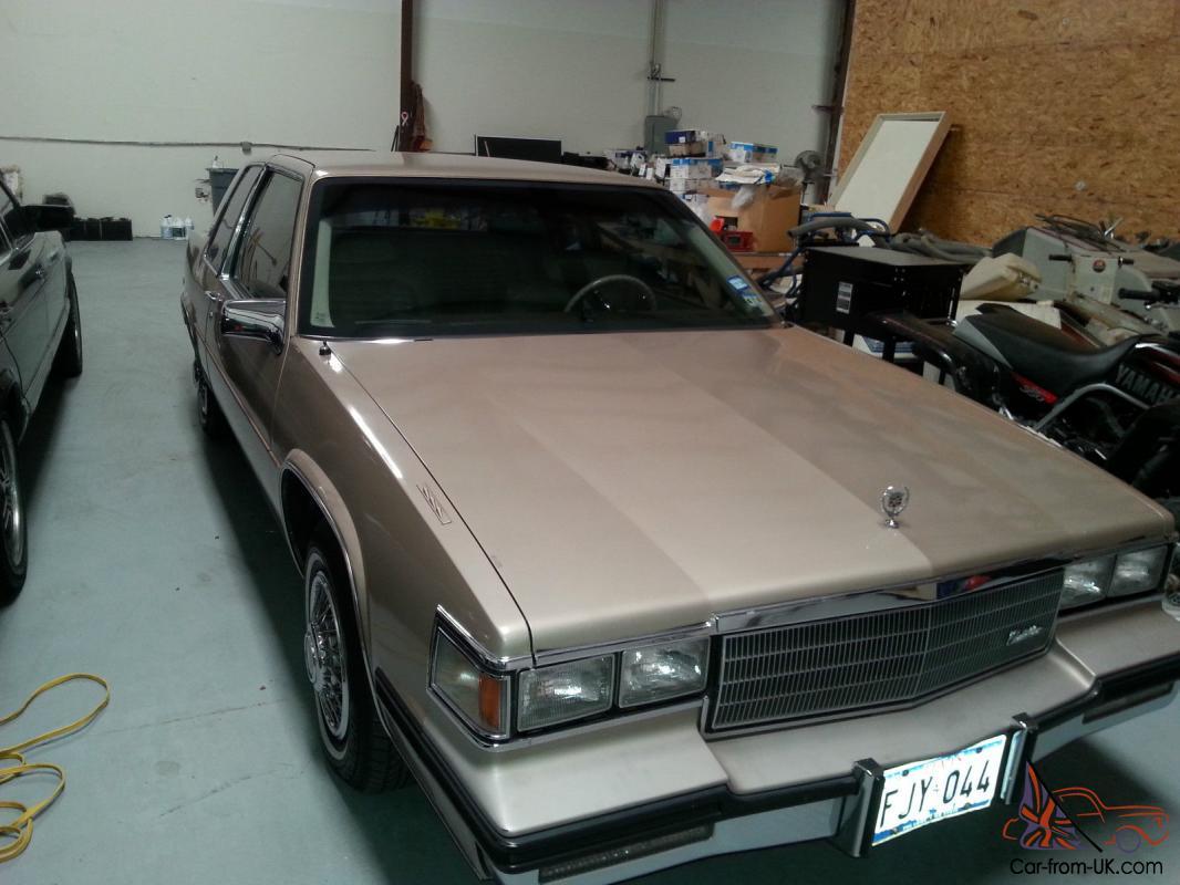 Coupe 84 Sale Deville