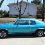 1974 Pontiac Ventura Gto Hot Street Rod Not Nova 1971 1972 1973 1970 1969 1968