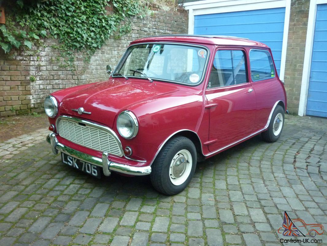Morris Mini Minor Mk1 1959