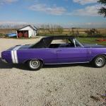 Dodge Dart Gt Painted Plum Crazy Purple