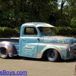 1948 Dodge Hot Rod Pickup Lowered Shortened And Sectioned 302 V8 Automatic