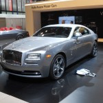 Rolls Royce Wraith Inspired By Film A Rolls For The Red Carpet Car Magazine