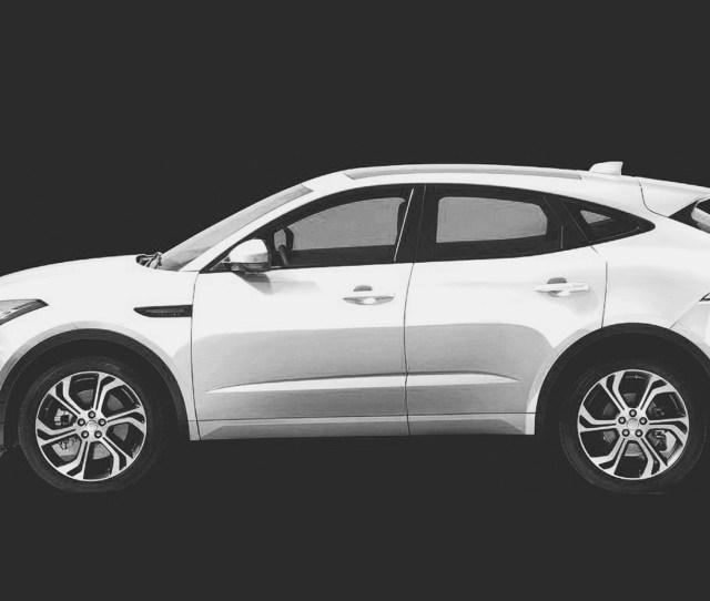 Jaguar E Pace Gets Techy Upgrade