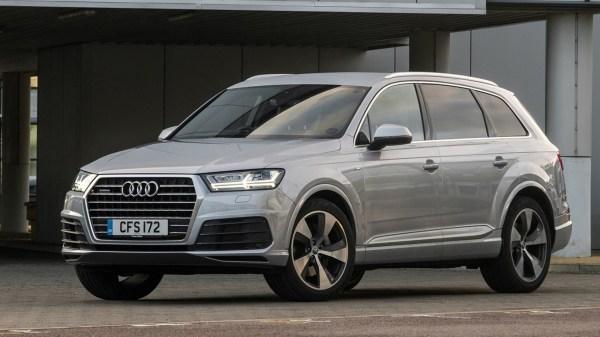 Audi Q7 3.0 TDI SE (2017) review | CAR Magazine