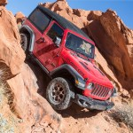 Jeep Wrangler 2018 Review Full On And Off Road Verdict Car Magazine