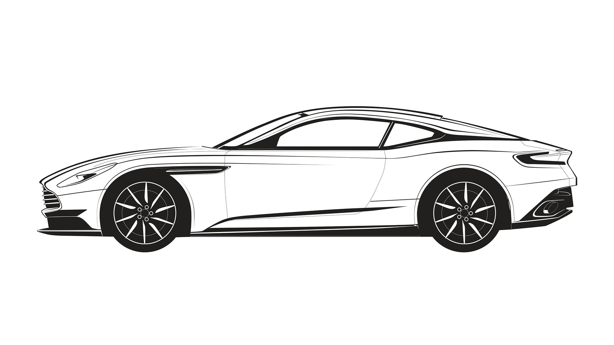 50 Shades Of Cray On The Best Car Colouring Pages For Kids Car Magazine