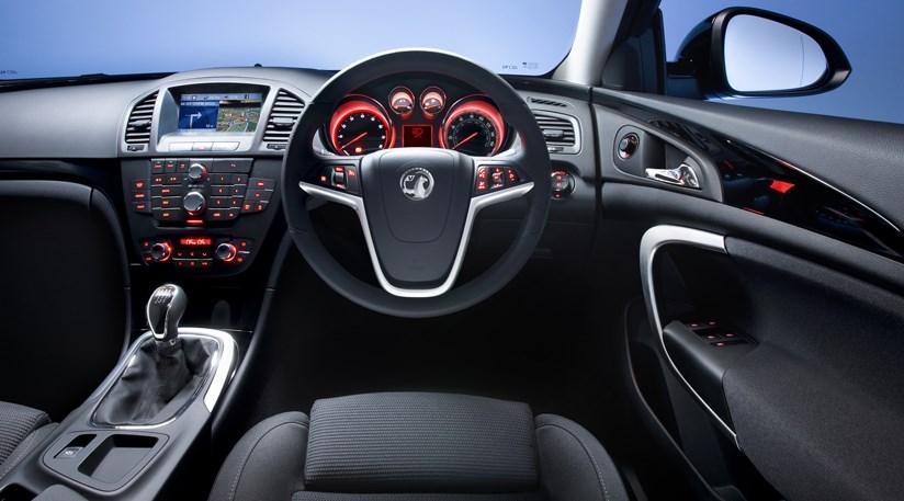 Vauxhall Insignia Interior First Pictures CAR Magazine