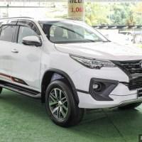 トヨタ フォーチュナー 2018 【新型車情報・発売日・スペック・価格】Toyota Fortuner