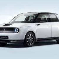 ホンダ e  Honda e 2020 【新型車情報・発売日・スペック・価格】