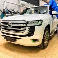トヨタ 新型ランドクルーザー 300 2022 写真・動画・スペック・情報