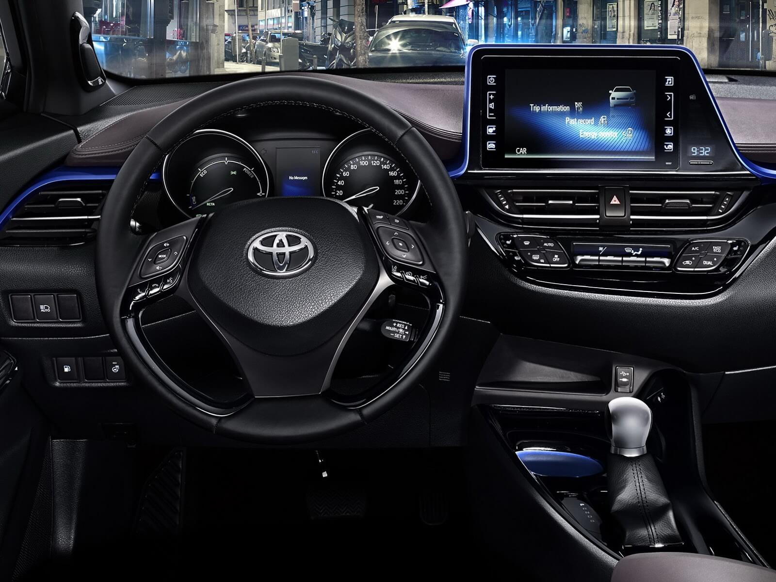 Shop with edmunds for … Blue Chilli Cars: The Brand New Toyota CH-R Crossover