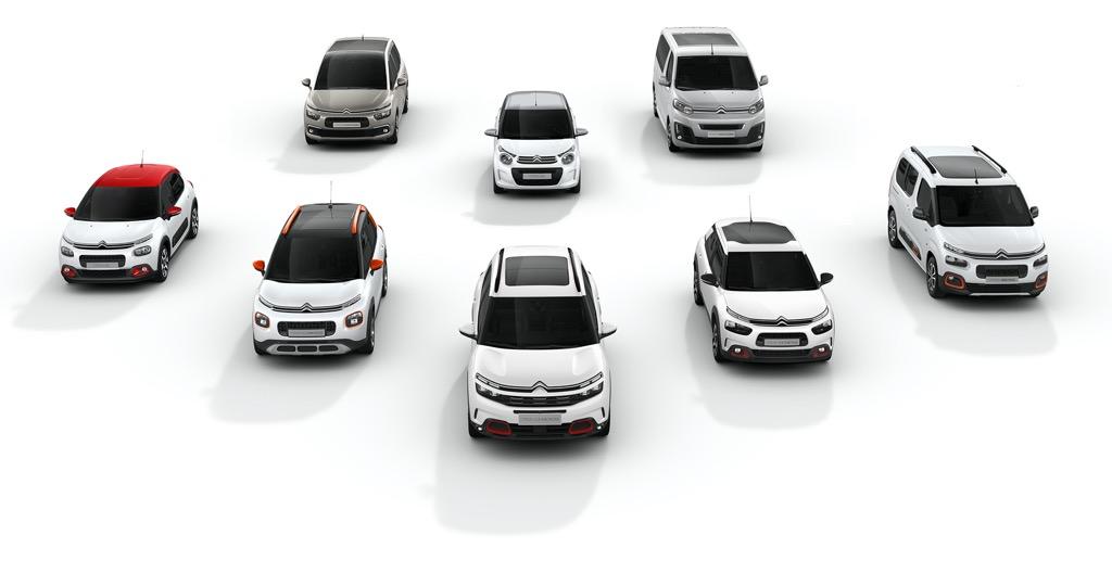 Citroen sales 2019