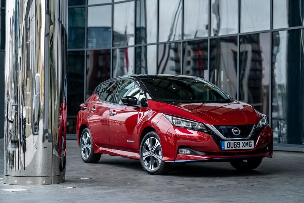 Nissan και Uber σε κοινή δράση