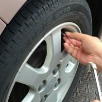 スタッドレスタイヤの空気圧チェックしてる?点検方法と適正値に注意!