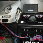 Car air conditioning service Essex