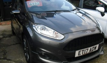 Fiesta ST-Line for sale at car-place.co.uk 01375757575