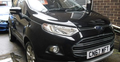 Ford Ecosport Titanium 1.0 ecoboost for sale