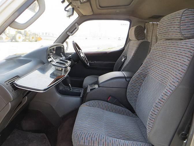 1995 Toyota Hiace Wagon Super Custom Turbo For Sale