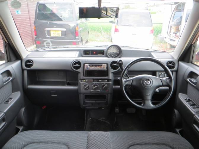 2001 Toyota Bb Ncp31 Z For Sale Japanese Used Cars