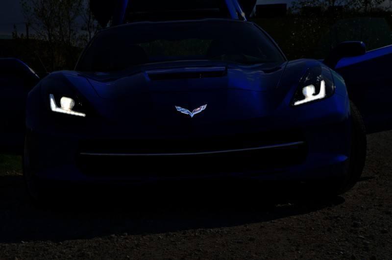 2014 Chevrolet Corvette Stingray Z51 in 102 Photos53