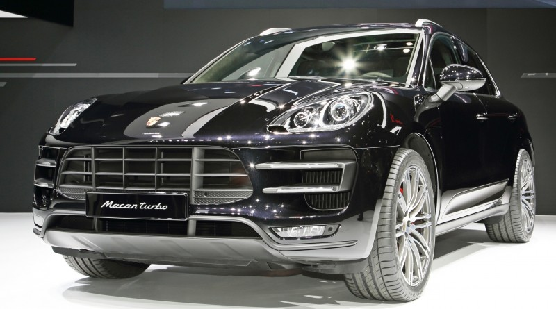 2014 Porsche Macan Turbo and Macan S - Official Debut Photos15