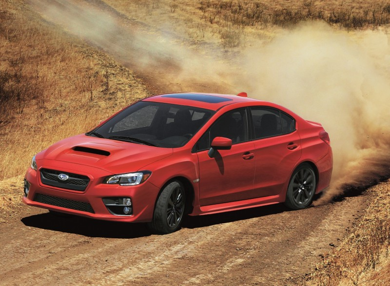 2015 Subaru WRX Nears 270 Horsepower, Looks Hot4