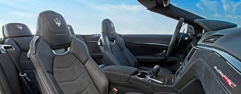 Maserati MC Stradale High-Res Images - CarRevsDaily.com - GranCabrio GranTurismo16