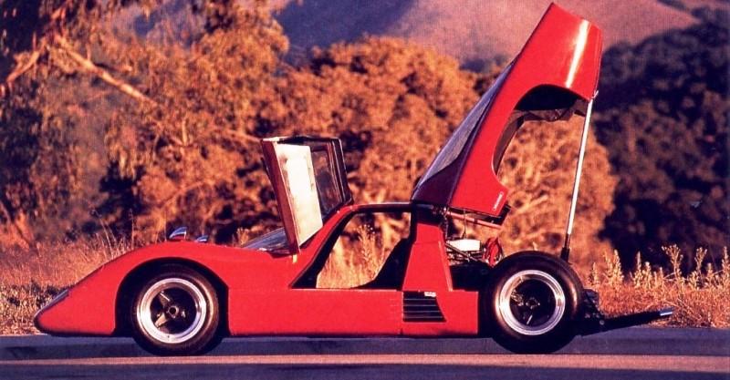 1969 McLaren M6GT - Specs vs F1 and P1 - Photo 61