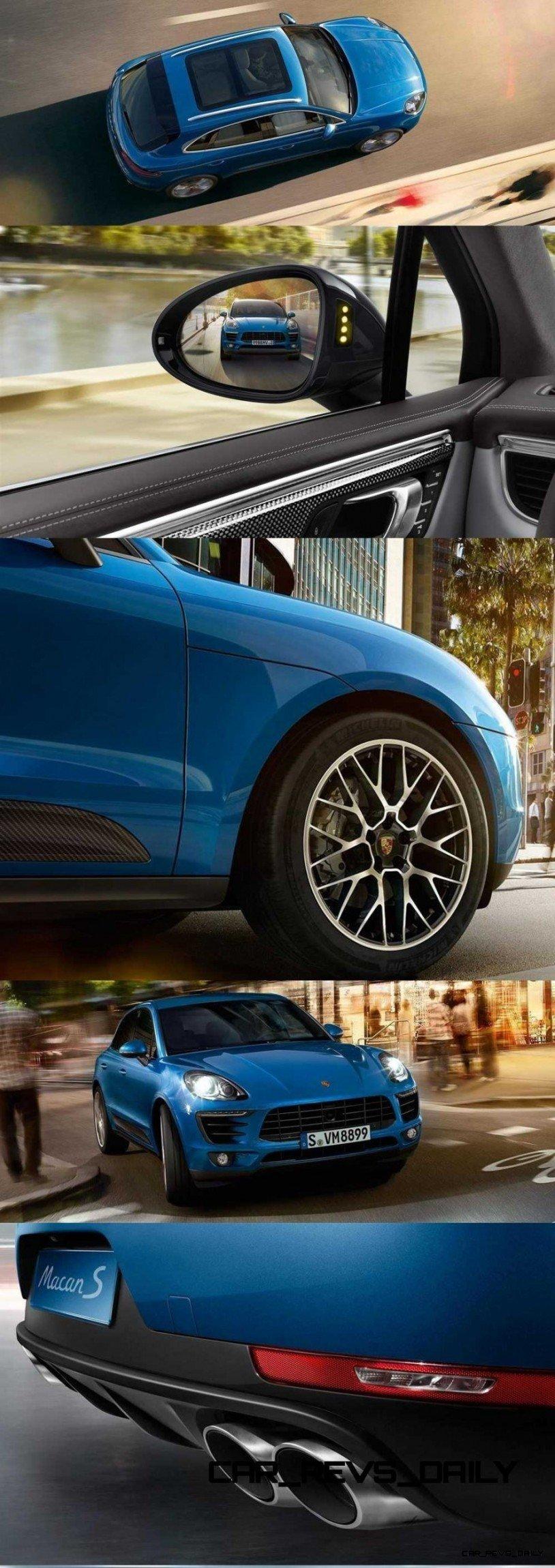 2015 Porsche Macan - Latest Images - CarRevsDaily-vert8