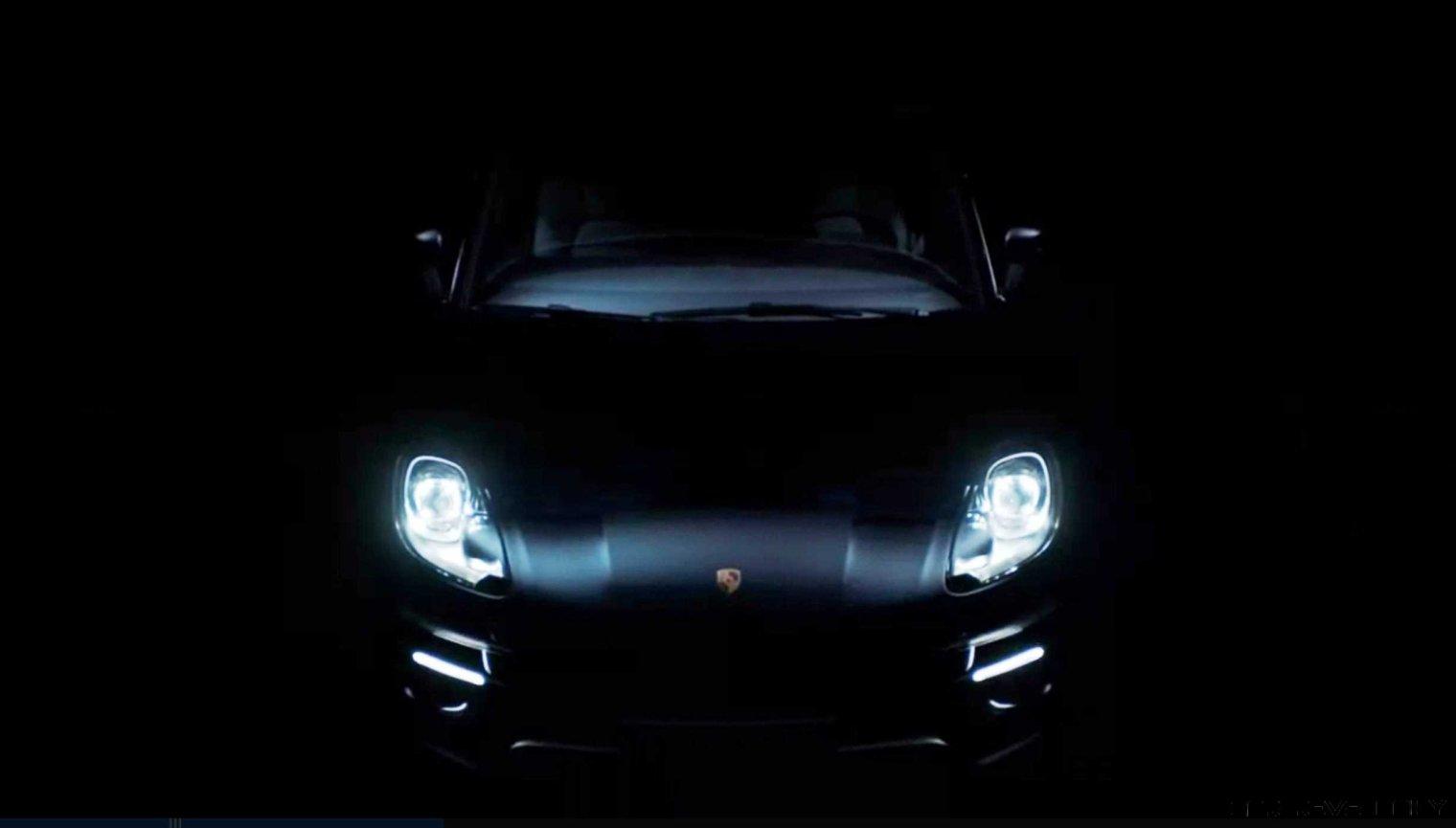 2015 Porsche Macan - Latest Images - CarRevsDaily.com 34