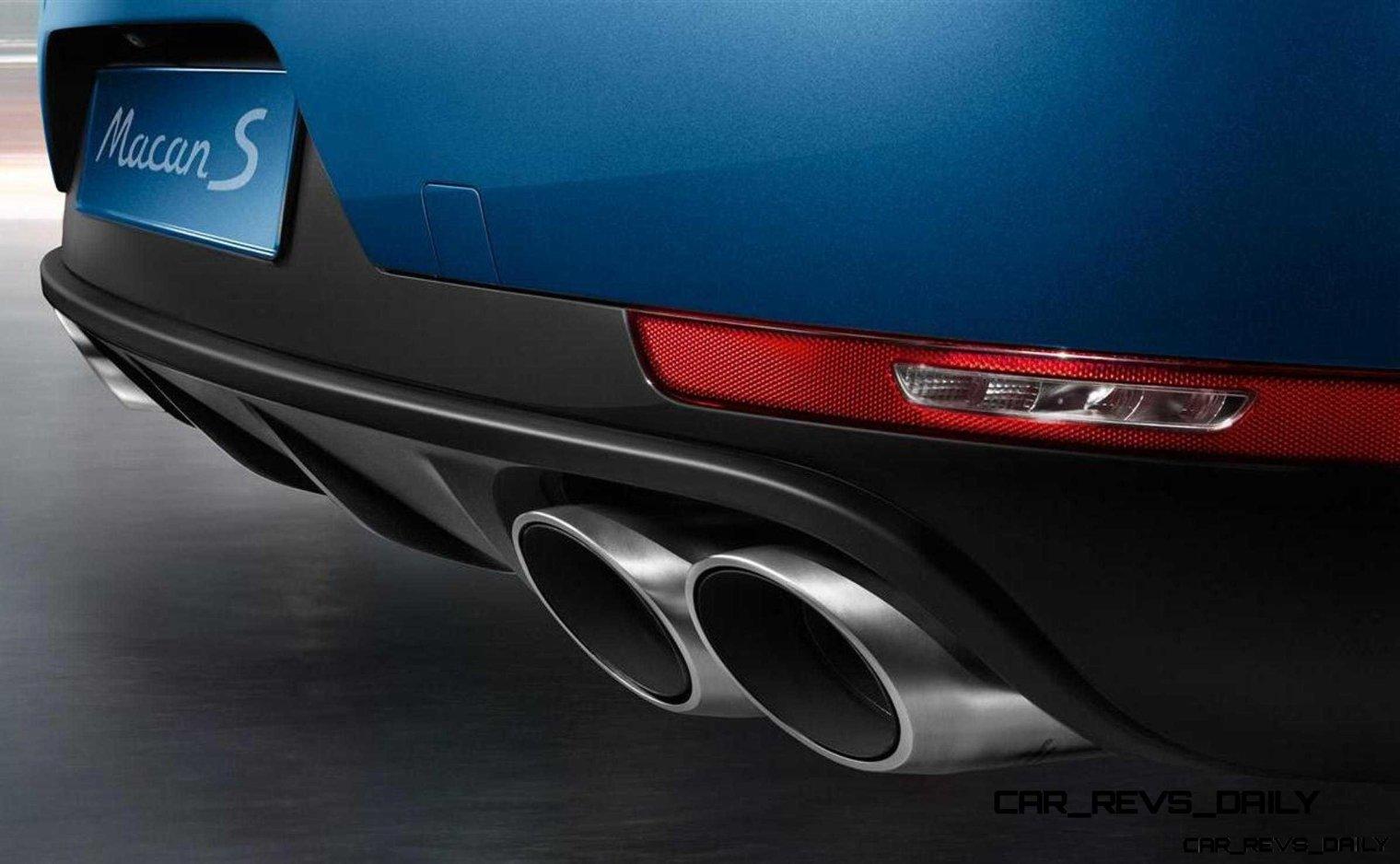 2015 Porsche Macan - Latest Images - CarRevsDaily.com 53
