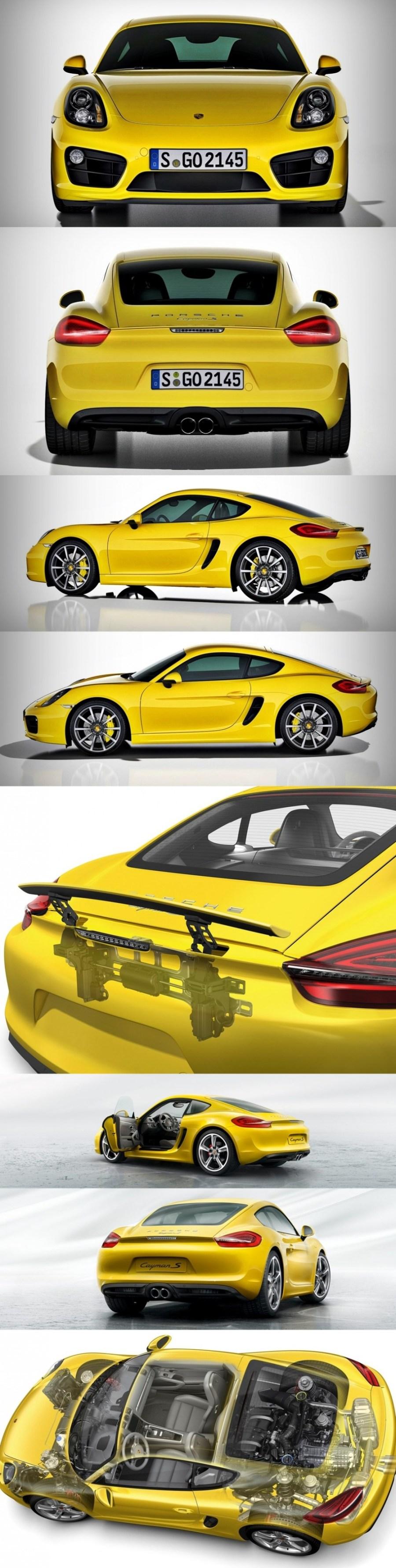 CarRevsDaily - Porsche CAYMAN Buyers Buide Photos 35-vert