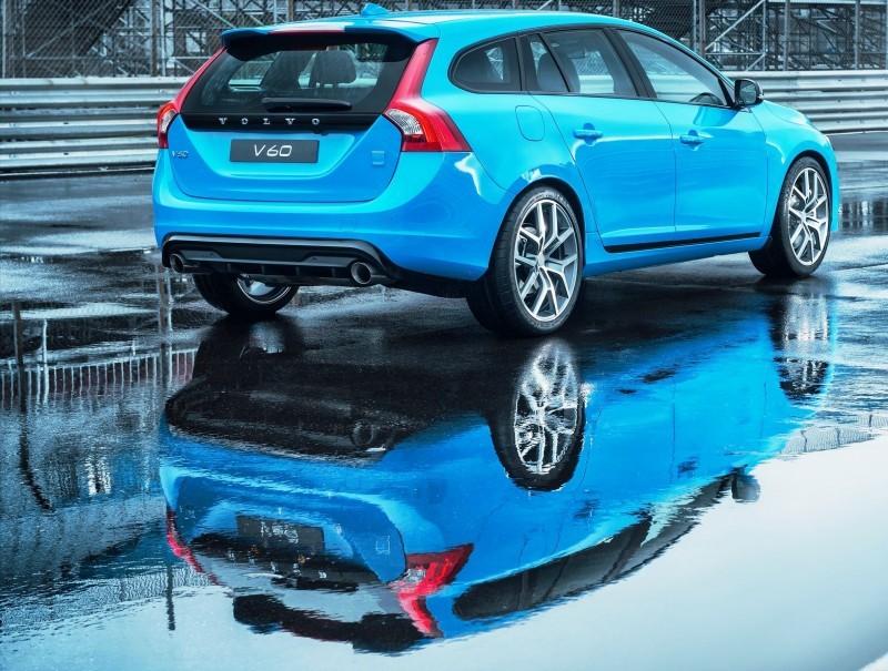 Hot New Wagons 2014 Volvo V60 12