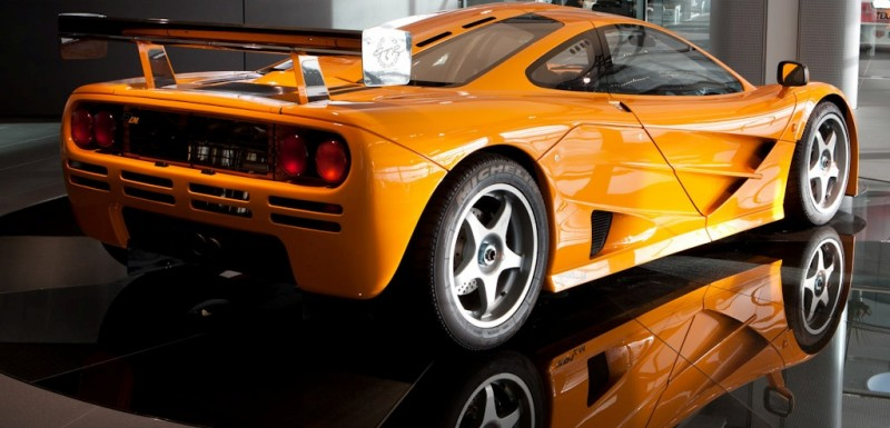 McLaren F1  CarRevsDaily vs M6GT 2