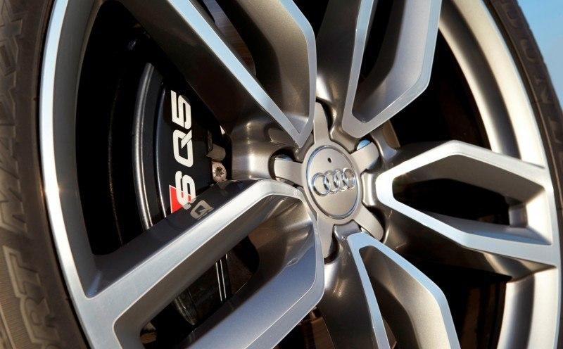 2014 Audi SQ5 Brings 350-plus HP - Buyers Guide Colors - Q-car Appeal 20