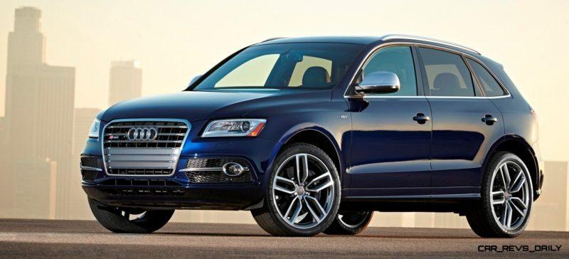 2014 Audi SQ5 Brings 350-plus HP - Buyers Guide Colors - Q-car Appeal 3