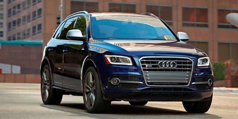 2014 Audi SQ5 Brings 350-plus HP - Buyers Guide Colors - Q-car Appeal 9