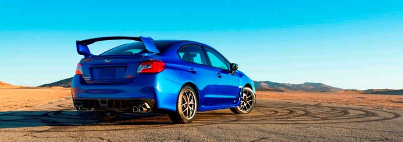 2015 WRX STI - More Playful with Rear Torque 34