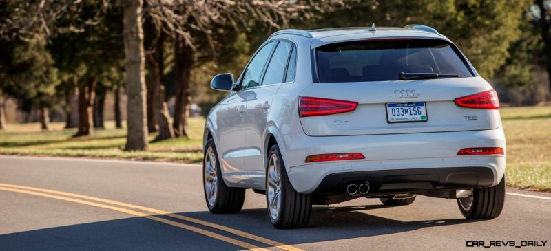 Audi Q3 Looking Classy + Packing Standard 200HP Turbo for U.S. Sales From August 2014 12