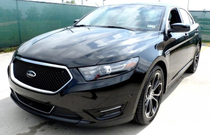 Best of Awards - 2014 Ford Taurus and Taurus SHO - Biggest Trunk and EcoBoost Turbo Innovator 81