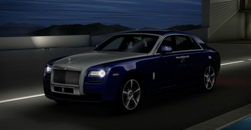 CarRevsDaily.com - 2014 Ghost V-Specification Builder With Exterior and Int Color Samples 15