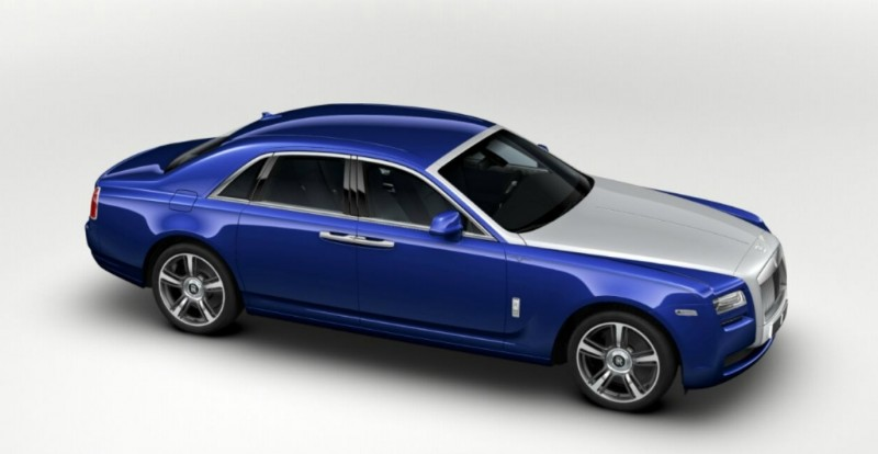 CarRevsDaily.com - 2014 Ghost V-Specification Builder With Exterior and Int Color Samples 17