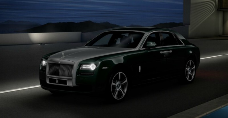 CarRevsDaily.com - 2014 Ghost V-Specification Builder With Exterior and Int Color Samples 40